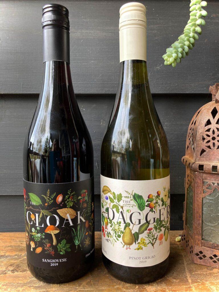 Sangiovese / Pinot Grigio - $35/$30