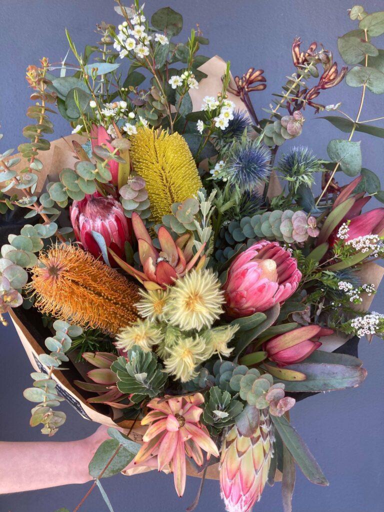 Large Native Bouquet - $75