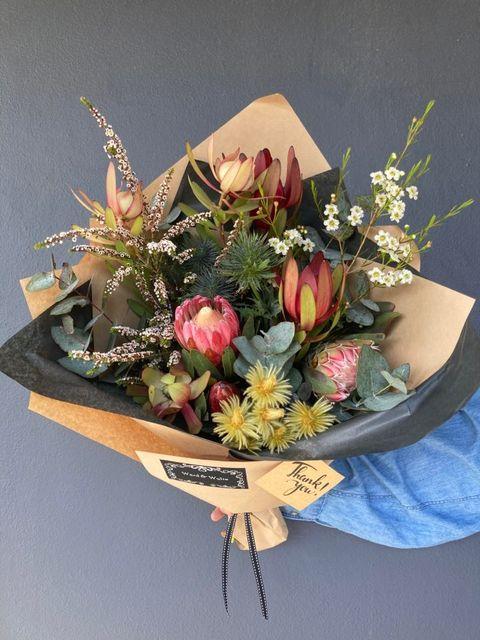 Medium Native Bouquet - $45